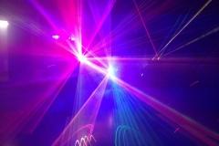 Laser show a Como, Milano e Lecco