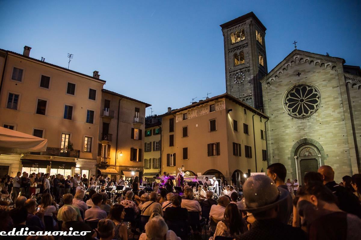 Concerto Piazza San Fedele Como